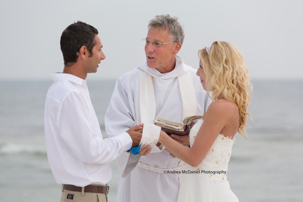 Andrea McDaniel weddings